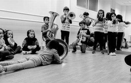 la escuela danza musica gijon